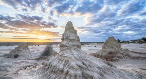 Walls of China, Mungo National Park