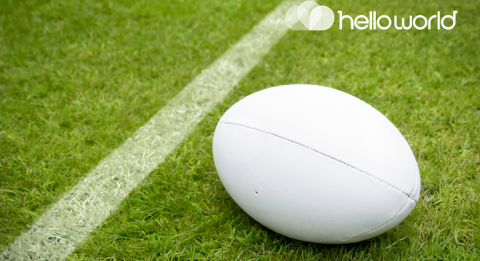 NRL Grand Final with helloworld