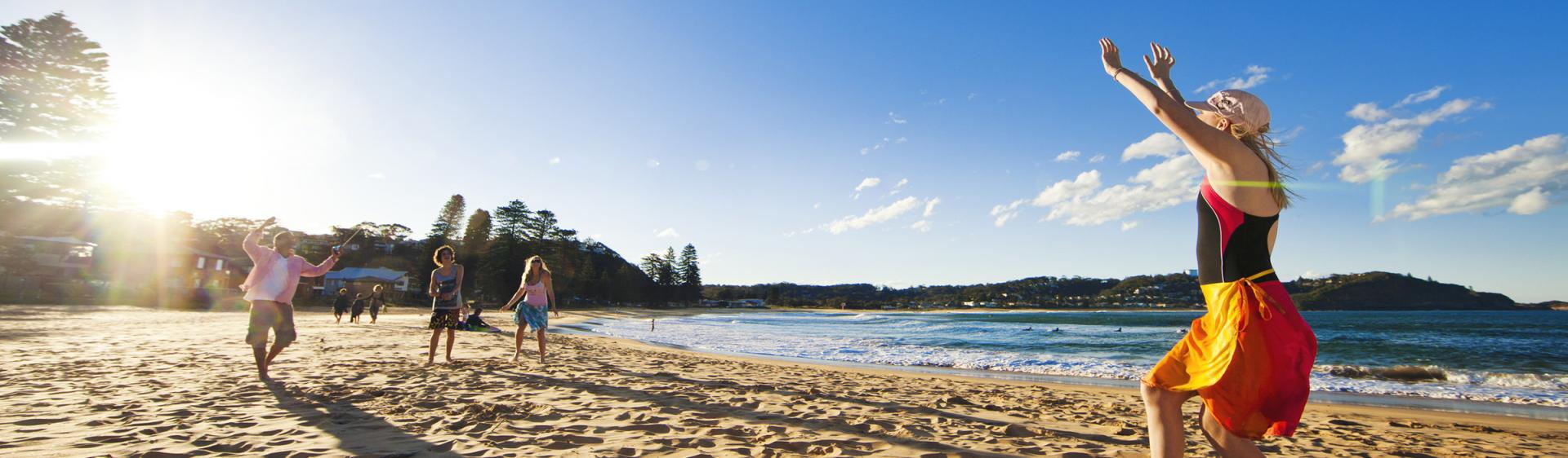 Avoca Beach, Central Coast